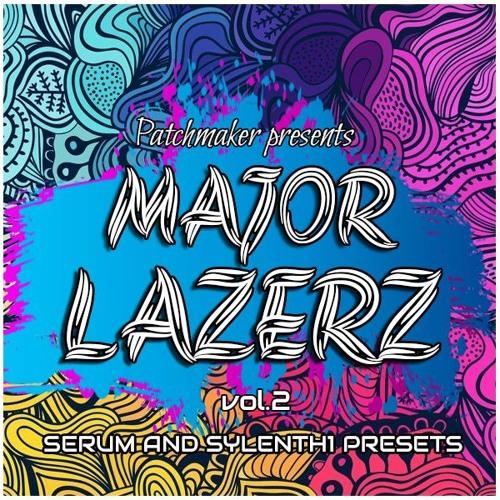Major Lazerz Vol.2