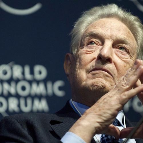 10: Não é você que pensa o que pensa, George Soros pensa por você