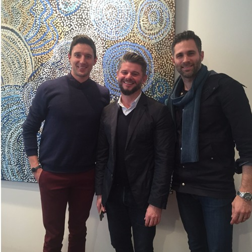 Ep 46 Nick Mitzevich on the future of art: Inclusive, innovative, controversial and profitable
