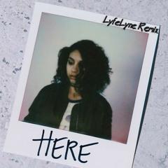 Alessia Cara - Here (LyfeLyne Remix)