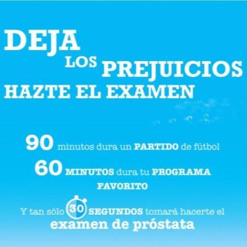 Cancer De Prostata. Campaña Hospital Urquiza. Dr. Néstor Oliver