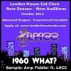 1960 What? Sampler ~ Amp Fiddler ft. London House Cats Choir ~(John Mork and Andrew Emil Nu Mix)
