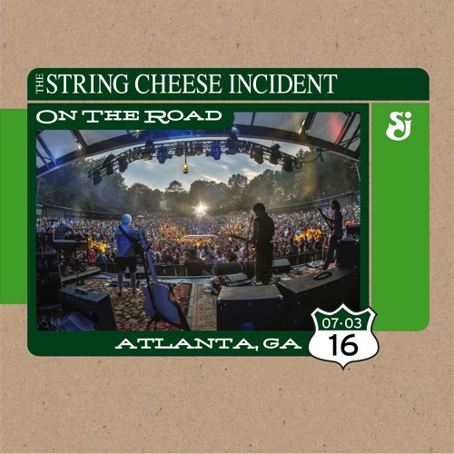 The String Cheese Incident - Summer 2016 Selections