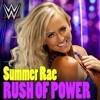 WWE - Summer Rae Theme Song - Rush Of Power