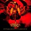 Nile - Annihilation of the Wicked - Vinyl 2005