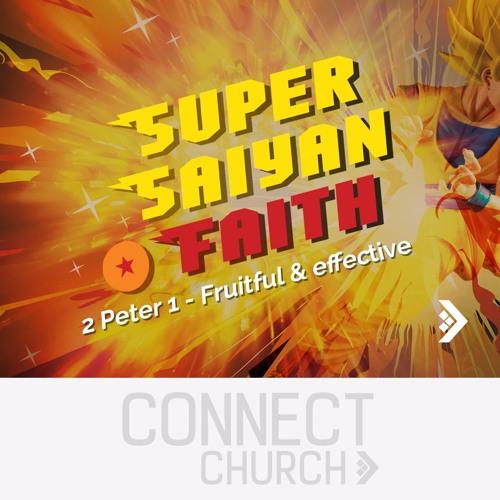 Super Saiyan Faith - Perseverance (Howard Wylie)