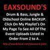 DJ Sly & Mc Trigga @ Definition Sound Clash - 18/02/2011