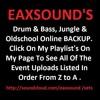 Hazard & Mc Eksman @ Definition Sound Clash - 18/02/2011