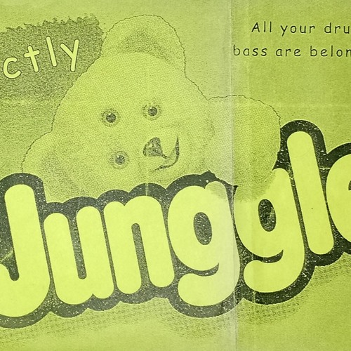 canton @ strictly junggle III (2001)