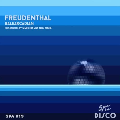SPA019 - FREUDENTHAL- Balearcadian (TONY DISCO REMIX)