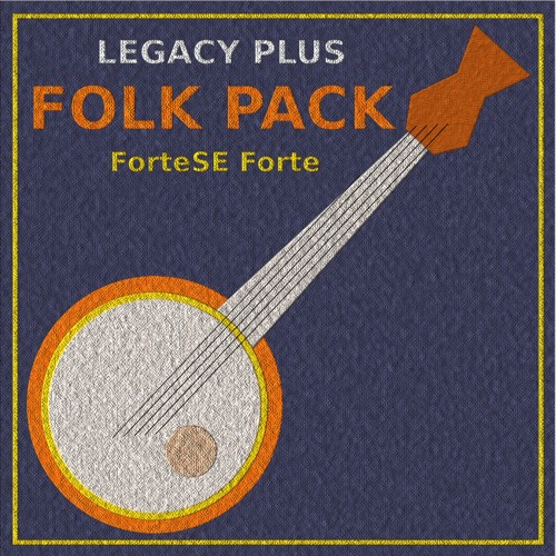 Legacy Plus - Folk Pack