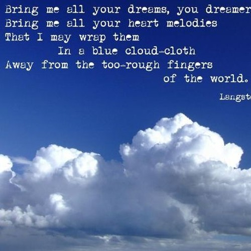 Short Sweet I Love You Quotes: The Dream Keeper By Langston Hughes By Space To Dream