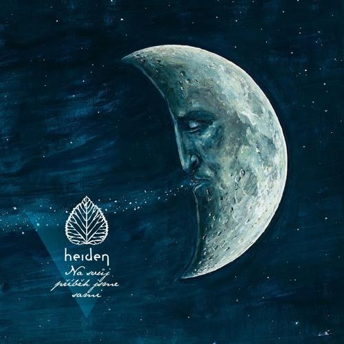 HEIDEN - Dryáda (from 7th full lenght album Na svůj příběh jsme sami, 2016 Magick Disk Musick)