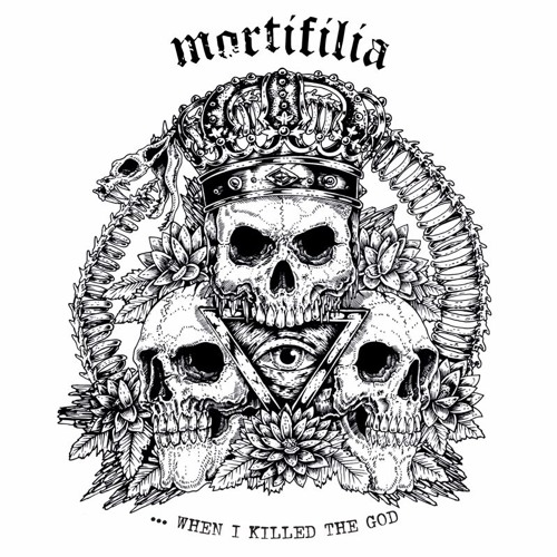 MORTIFILIA - Day When I Killed The God (from 4th full lenght album ... When I Killed The God, 2016)
