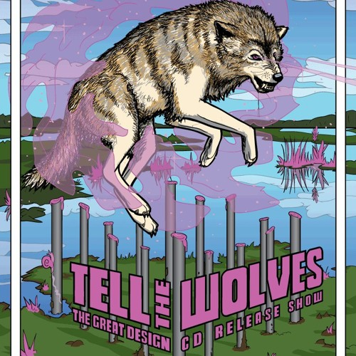 """Tell The Wolves - """"Out Of The Black"""" (Royal Blood) live @ Alley Katz 2016-08-13"""