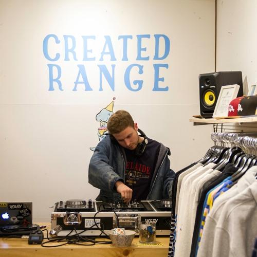 Created Range Instore Mix 001 // Yewth DJs