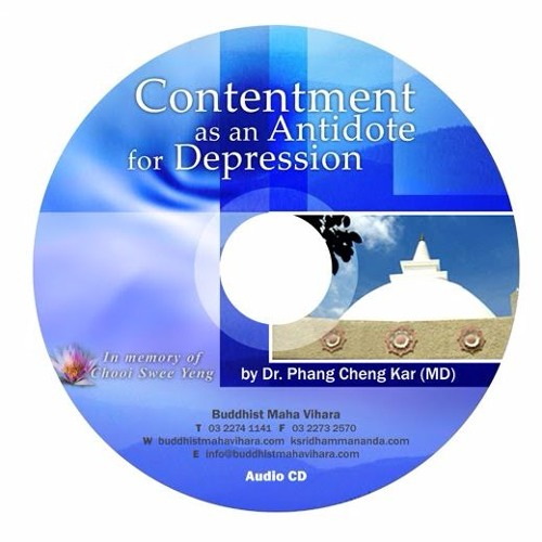 Contentment As An Antidote For Depression