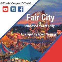 Fair City - Jim Kelly  - Arrangement by Erwin Vásquez