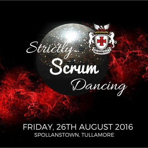 Strictly Scrum Dancing Hits Tullamore