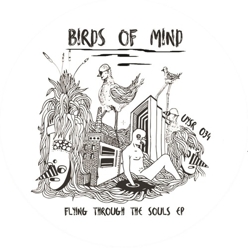 Birds of Mind - Flying Through The Souls (Just Emma Remix)