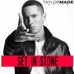 Set In Stone | Eminem x Dr Dre Type Beat/Instrumental