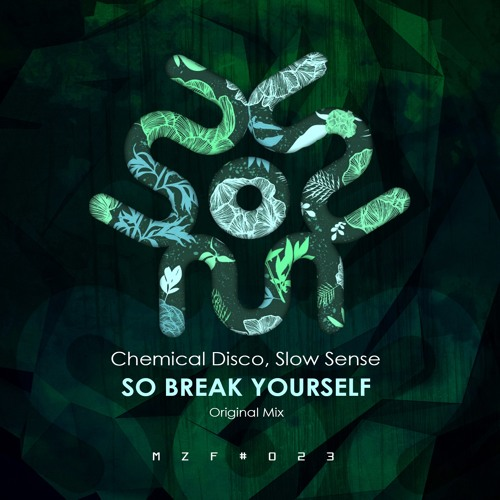 Chemical Disco, Slow Sense - So Break Yourself (Original Mix)