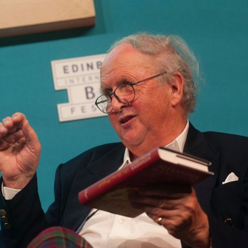 Alexander McCall Smith at Edinburgh International Book Festival