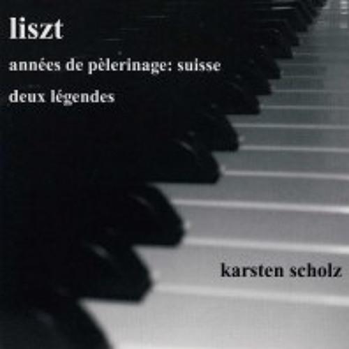 Liszt Valée d'Obermann