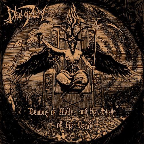 Deus Mortem - Penetrating The Veils Of Negativity