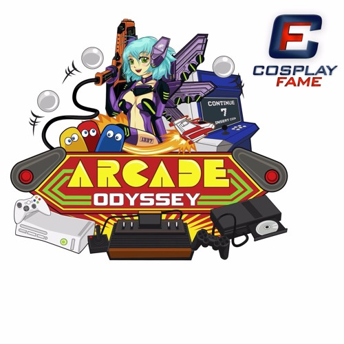 Fun times at Arcade Odyssey