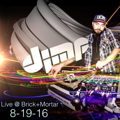 DJ MP @ Brick Live 8 - 19 - 16