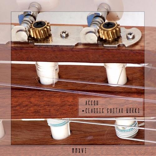 Accou - Erik Satie - Gymnopedie No.1 - Solo Classic Guitar