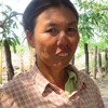 Cambodian farmer Peng Lung fights for compensation for flooded land from Chinese built dam