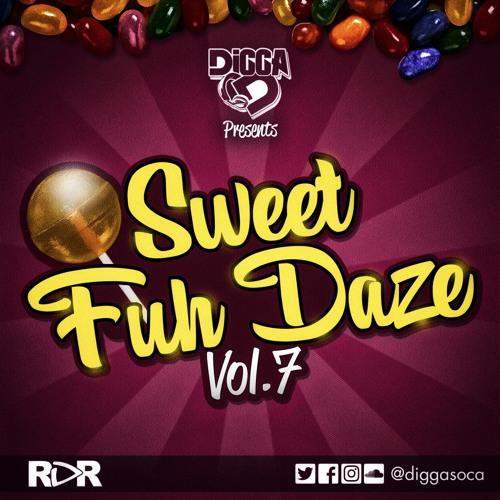 Digga D Presents - Sweet Fuh Daze 2016 (Vol 7)
