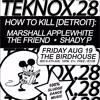TEKNOX Radio 004 - How To Kill Records