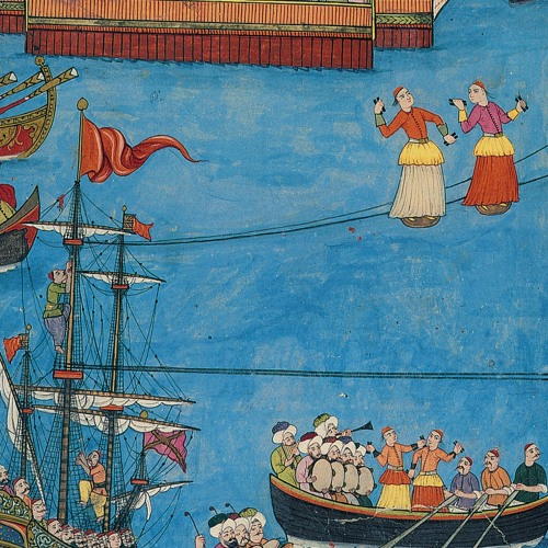 Festivals and the Waterfront in 18th Century Istanbul | Gwendolyn Collaço