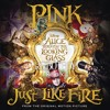 Pink Just Like Fire From Alice Through The Looking Glass Robotboy Remix Mp3