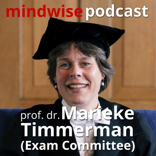 Marieke Timmerman- Behind The Scenes Of The Exam Committee