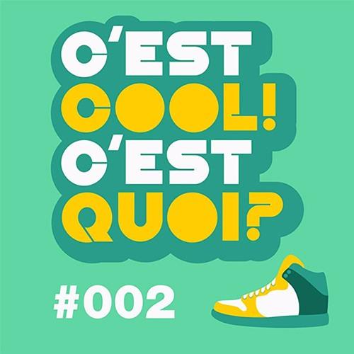 Les sneakers (C'est Cool ! C'est Quoi ? #002)