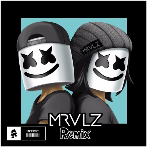 Marshmello - Alone (MRVLZ Remix)