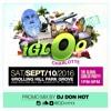 """DJ DON HOT """"IGLOO PROMO MIX"""" (Hip-Hop and Dancehall Mix)"""