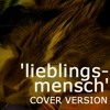 Hallo Lieblingsmensch (Cover Version)