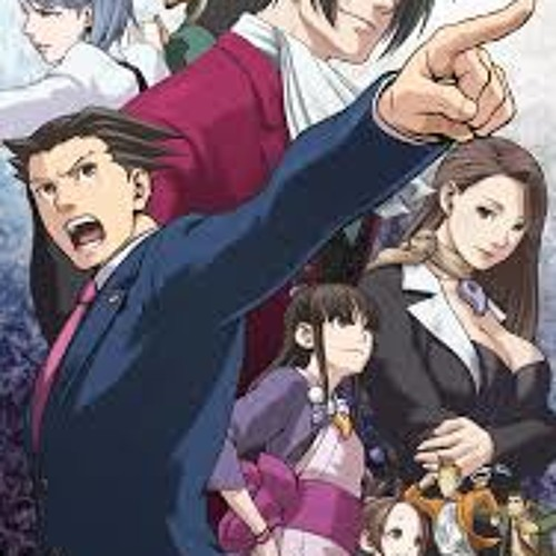 ace attorney anime opening 3
