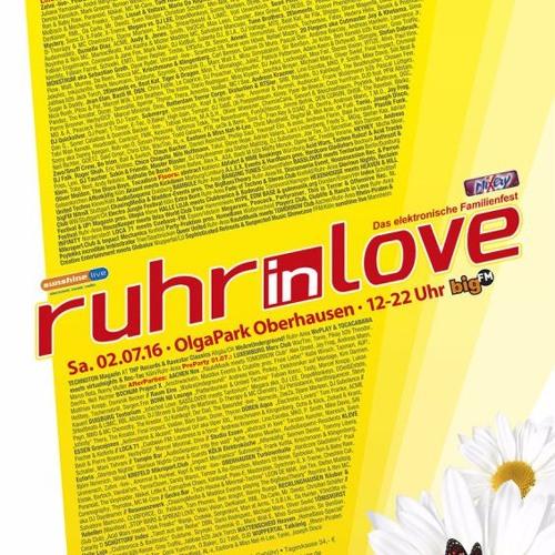 Headcook vs. Multirave - XTRM SET @ Ruhr in Love Festival (Olgapark, Oberhausen) 02-07-2016