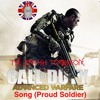 Call Of Duty Advance Warfare Song (Proud Soldier) - The British Tombstone