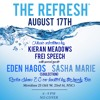 The REFRESH Radio Show # 23 (+ special guest DJ sets from Soulection's Eden Hagos & Sasha Marie)