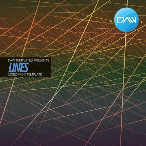 Lines Logic Pro X Template