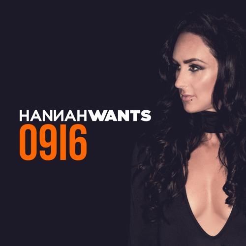 Hannah Wants - Mixtape 0916
