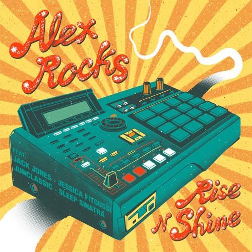 LMNK57LP Alex Rocks - Rise N Shine