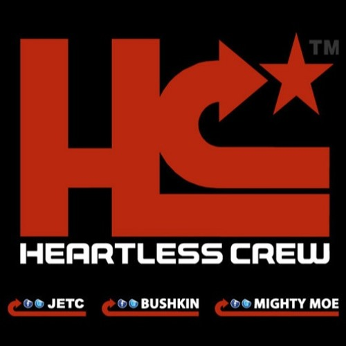 DJ JETC MIGHTY MOE & BUSHKIN - Heartless Crew - Finesse